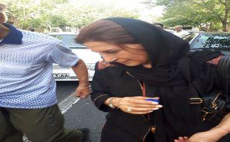 گزارش تصویری از مراسم تشیع استاد عزت الله انتظامی