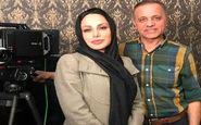بدل ایرانی آنجلینا جولی به تهران آمد + عکس