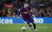 خبری خوش برای هواداران بارسلونا در خصوص لیونل مسی