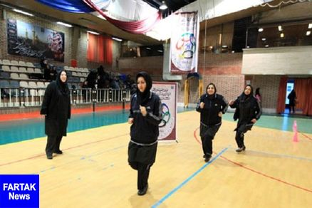 به مناسبت دهه فجر؛ مسابقات آمادگی جسمانی بانوان لرستانی برگزار شد