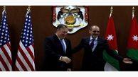 وزیر خارجه اردن خواستار خروج اسرائیل از بلندی های جولان شد