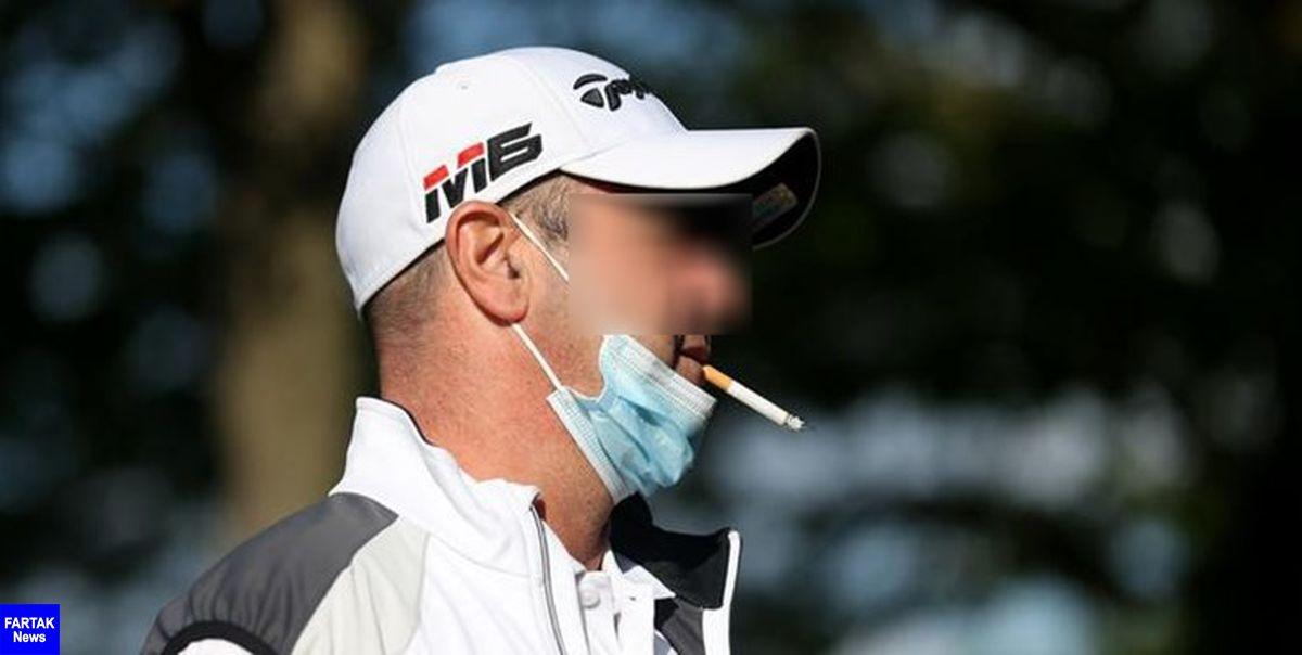 بروز شدیدتر علائم کرونا در افراد سیگاری