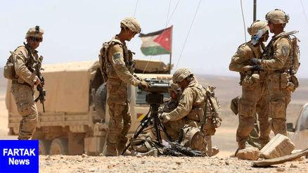 آغاز رزمایش نظامی مشترک اردن و آمریکا
