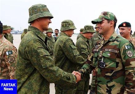 امضا یک معاهده دیگر همکاری نظامی میان پاکستان و روسیه