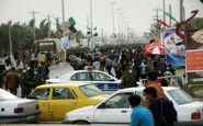رصد تخلفات اتوبوسهای ایرانی در عراق