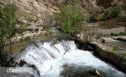 تکمیل زیرساختهای گردشگری سرابکنار به آبشار ریجاب در سرپل ذهاب
