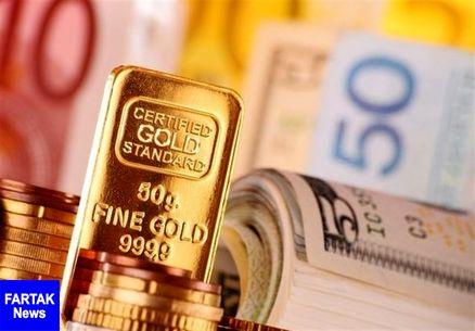 قیمت طلا، قیمت دلار، قیمت سکه و قیمت ارز امروز ۹۸/۰۸/۲۳