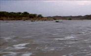 طغیان رودخانهها در استان سیستان و بلوچستان + فیلم
