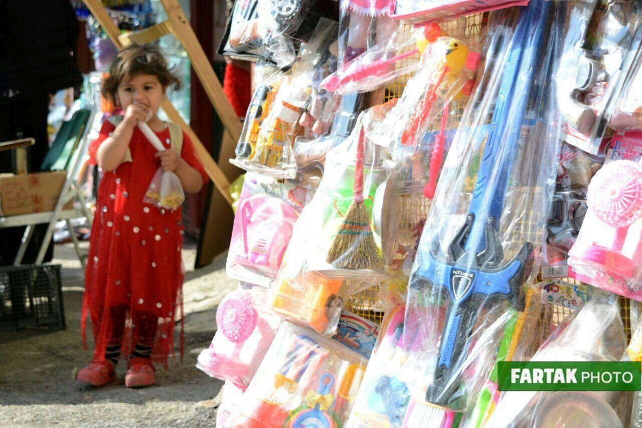 مراسم آیینی جشن خاونکار در توتشامی شهرستان دالاهو