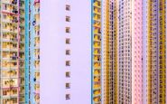 عکس منتخب نشنال جئوگرافیک | خانه های رنگین کمان