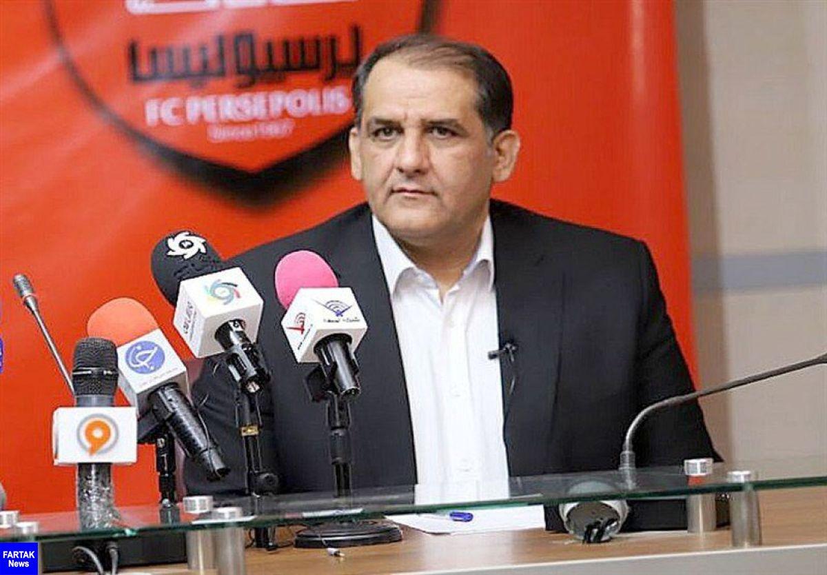 رسول پناه: AFC هر رفتار تبعیضآمیزی که دوست دارد در قبال نمایندگان ایران انجام دهد و  فدراسیون فوتبال فقط نگاه میکند