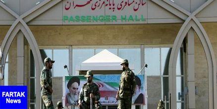 مرز مهران مجددا بسته شد