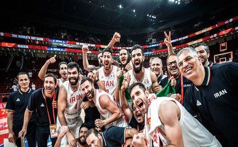 بازتاب صعود بلندقامتان ایران در سایت جهانی بسکتبال