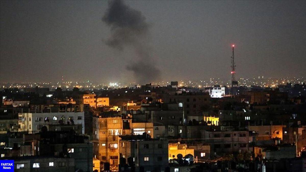 شنیده شدن صدای آژیر خطر در شهرکهای اطراف نوار غزه