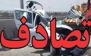 ۲ تصادف رانندگی با یک کشته و ۴ مجروح در زنجان