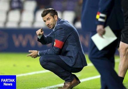 هدایت تیم آمیا فرانسه توسط سرمربی 36 ساله