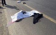 یک عابر پیاده در کرمانشاه جان باخت