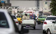 برخورد پلیس راهور غرب استان تهران با رانندگان خودروهای پلاک مخدوش