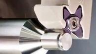 قدرت حیرت انگیز دستگاه CNC در برش و فرم دادن فلزات + فیلم