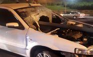 یک کشته در سانحهی رانندگی در بزرگراه بسیج تبریز