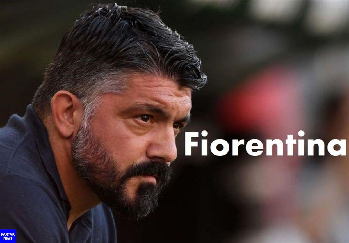 گتوسو با فیورنتینا به توافق رسید