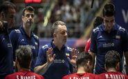 واکنش جالب کولاکوویچ به نتایج تیم ملی والیبال؛ سرتان را بالا بگیرید