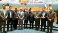 تجلیل از ۶ نمونه ملی بخش کشاورزی استان کرمانشاه با حضور رئیس جمهور