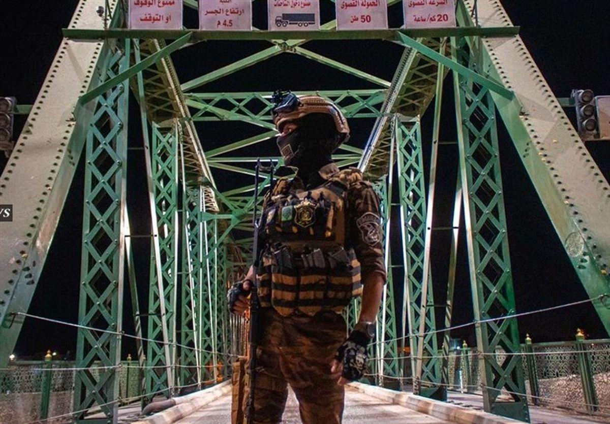 تدابیر امنیتی شدید در مرز عراق و سوریه