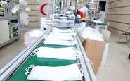 تولید ماسک در استان کرمانشاه از سر گرفته خواهد شد