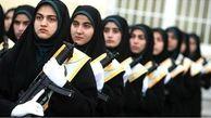 طرح خدمت سربازی دخترها در مجلس