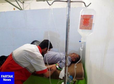 یک کشته و 6 مصدوم حاصل برخورد دو ون در عراق