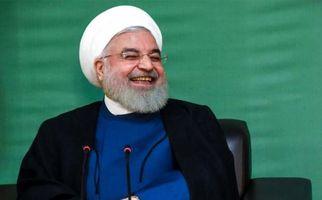 روحانی: در کشور ما لبخند هم مشکل دارد