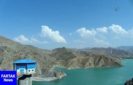 ۳.۴۱ درصد از حجم سدهای کشور مربوط به استان کرمانشاه است
