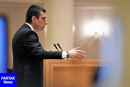 پارلمان گرجستان به وزرای دولت جدید رای اعتماد داد