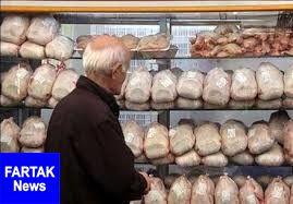 قیمت هر کیلوگرم مرغ از ۱۲۰۰۰ تومان عبور کرد