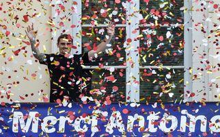 بازگشت خاص گریزمان به خانه؛ «مرسی آنتونیو»