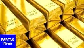 قیمت جهانی طلا امروز ۱۳۹۸/۰۴/۲۲
