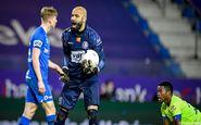 لیگ فوتبال بلژیک| تساوی شارلروا مقابل هورلی/خنت با محمدی متوقف شد