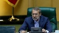 واکنش رئیس مجلس به سلفی نمایندگان با موگرینی