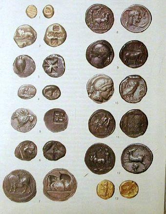 مرمت ۹۳ سکه تاریخی کشف شده در ایلام آغاز  شد