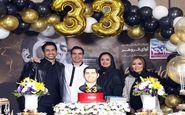 حضور بازیگران و هنرمندان سرشناس در جشن تولد محسن یگانه (عکس)