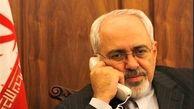 ظریف موفقیت در تحمیل آتشبس به رژیم صهیونیستی را تبریک گفت