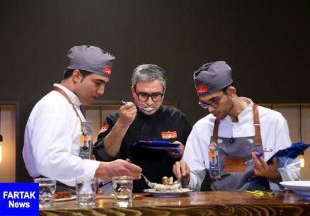 """آشپزی مردان بازیگر در """"دستپخت"""" تلویزیون"""