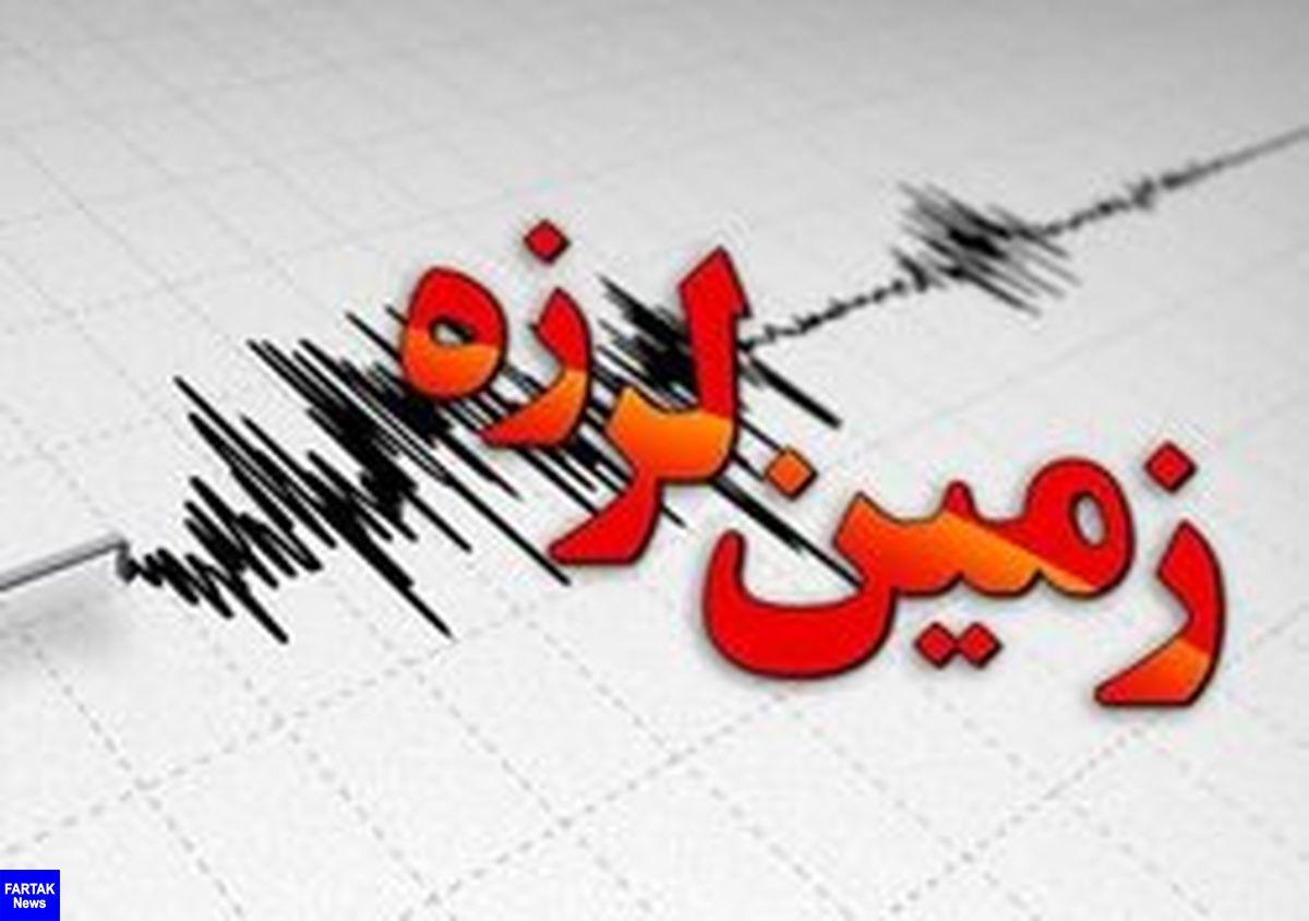زلزله اشترینان لرستان را لرزاند