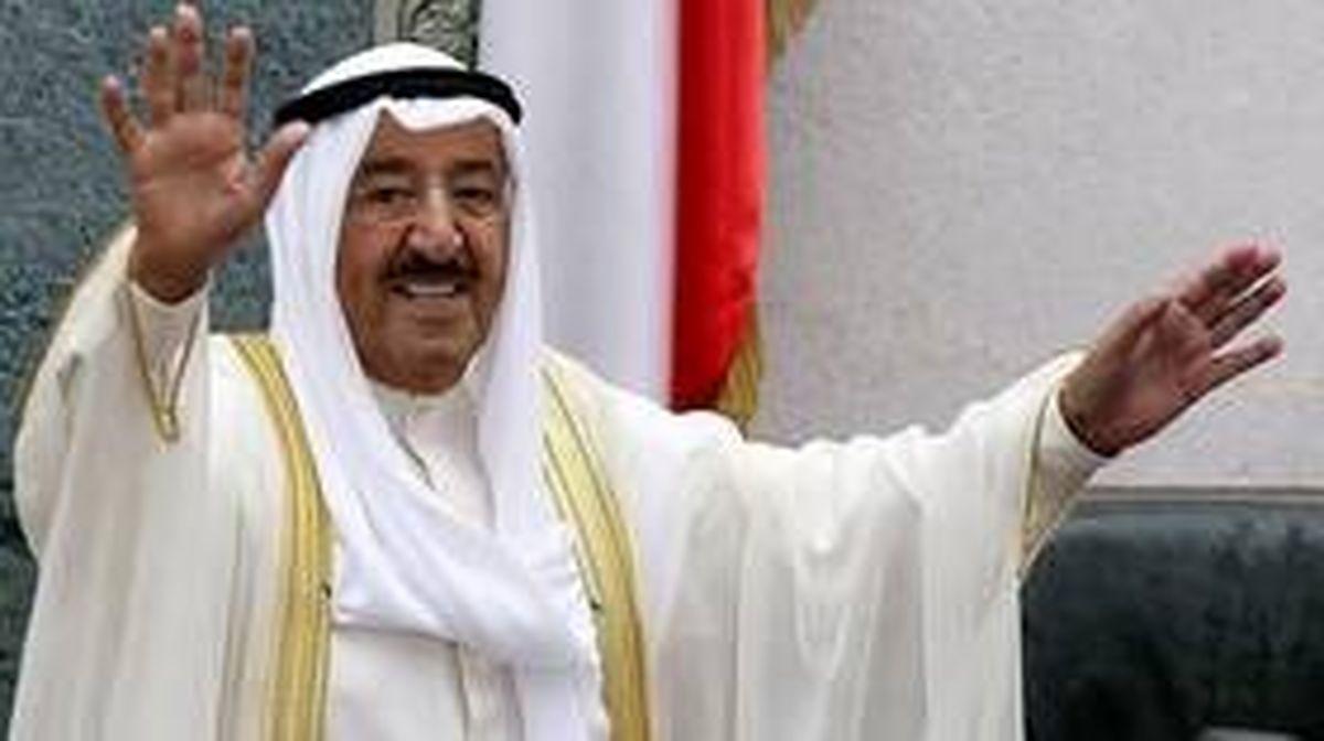 وضعیت سلامتی امیر کویت رو به بهبودی است