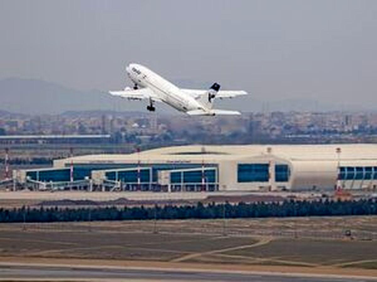 بلیت مهمترین پرواز خارجی مسافران ایرانی روی هوا
