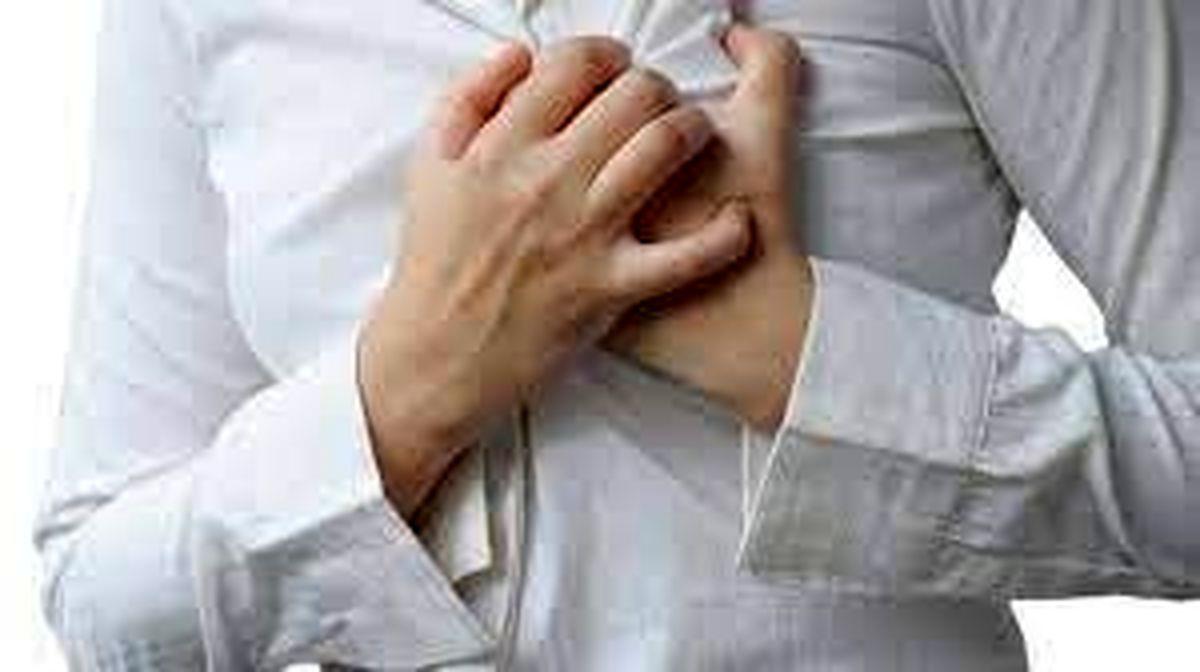 تفاوت دردهای قلبی با درد معده