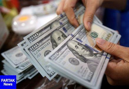 قیمت ارز در صرافی ملی امروز ۹۷/۱۲/۲۶  ادامه سیر نزولی قیمت دلار