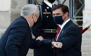 وزیر جنگ رژیم صهیونیستی برای دیدار با وزیر دفاع آمریکا راهی واشنگتن شد