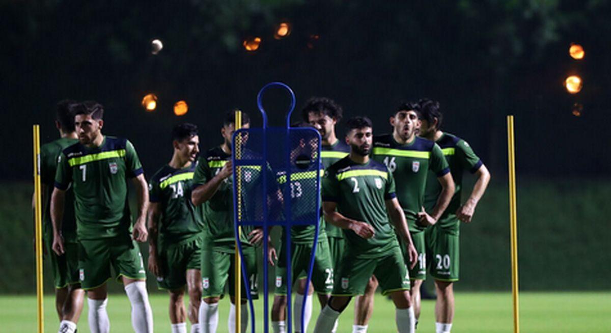 ترکیب احتمالی تیم ملی ایران مقابل عراق